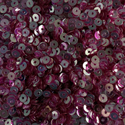 Sequins 4mm_flat 1478_Mulberry