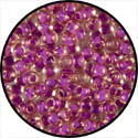11_1932 - Semi Matte Violet / Lined Light Amethyst